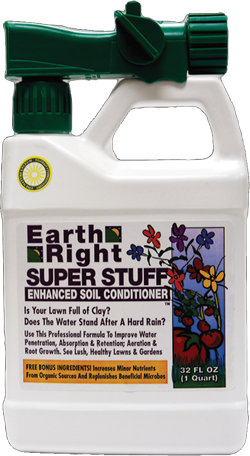 Earth Right Super Stuff® | Earth Right